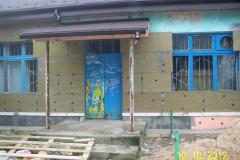 Строительство МФЦ в Мокшино