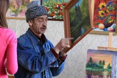 Выставка Грекова в Мокшино